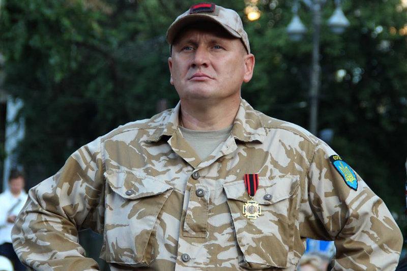 Командир батальона ОУН Николай Коханивский рассказал о ближайших планах националистов