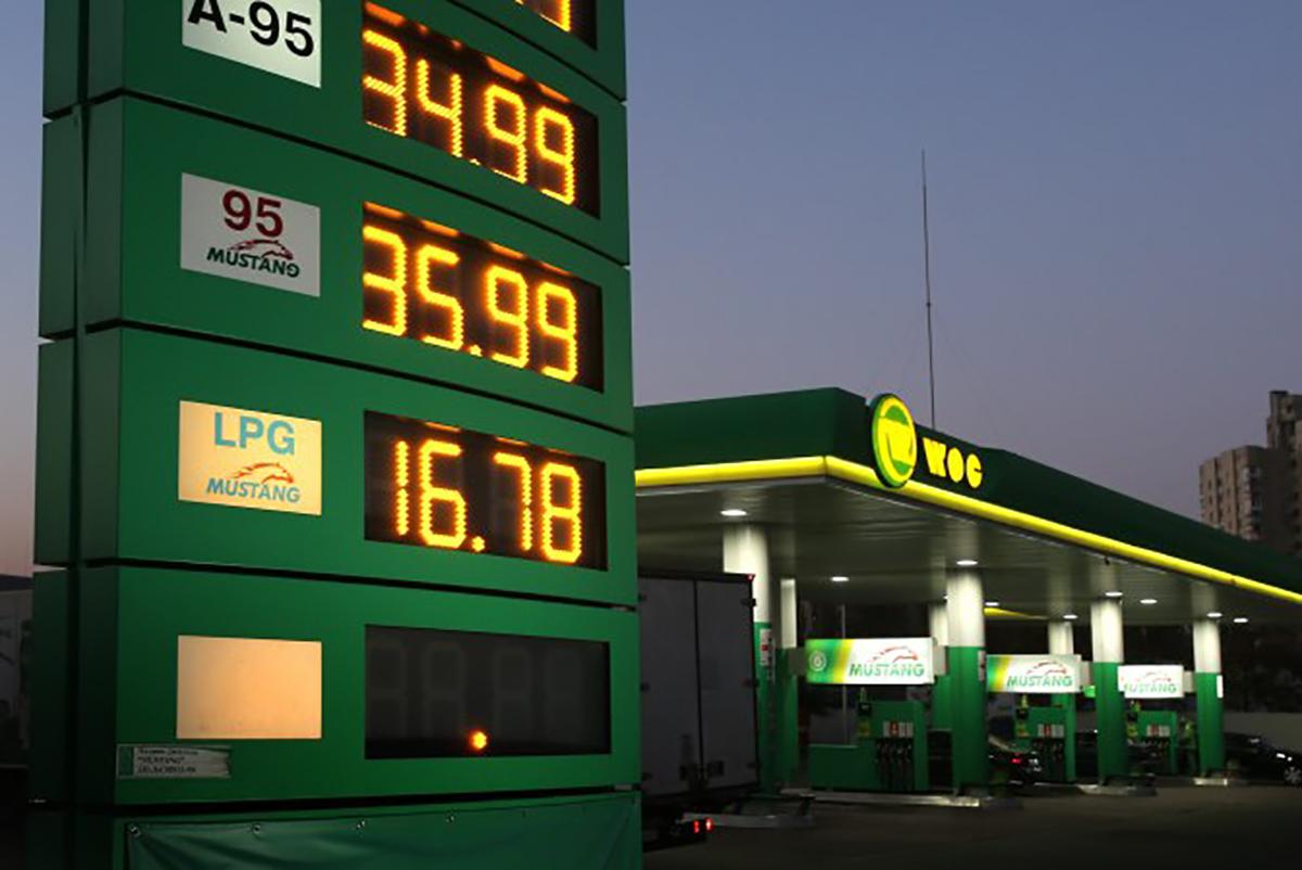 Что будет с ценами на бензин, дизтопливо и автогаз до конца года