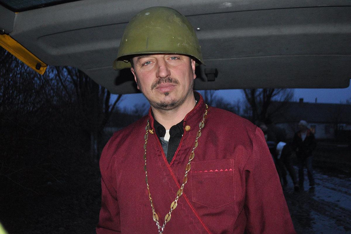 Священник Дмитрий Поворотный: Бог благословил меня быть капелланом, поэтому я должен быть с бойцами всегда