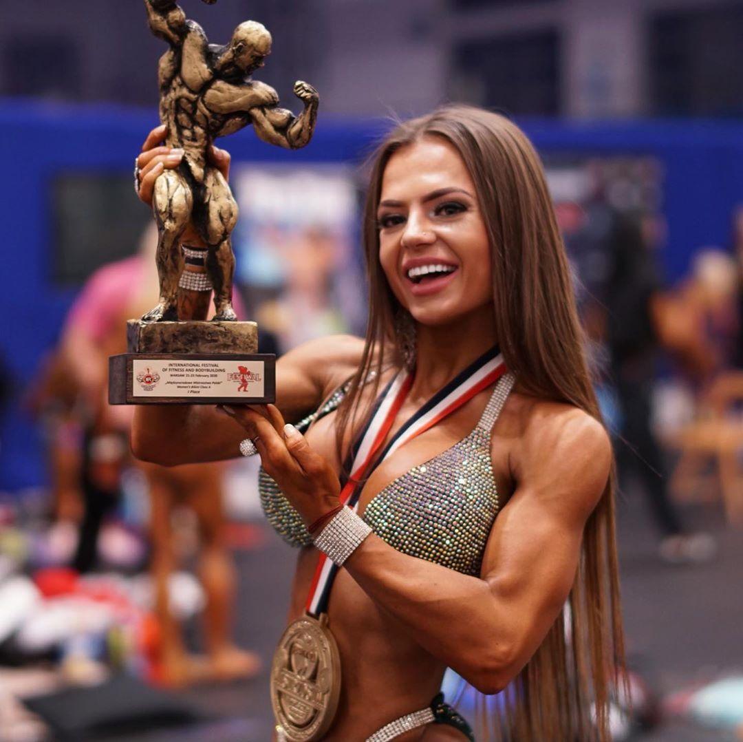 Фитнес чемпионки фото