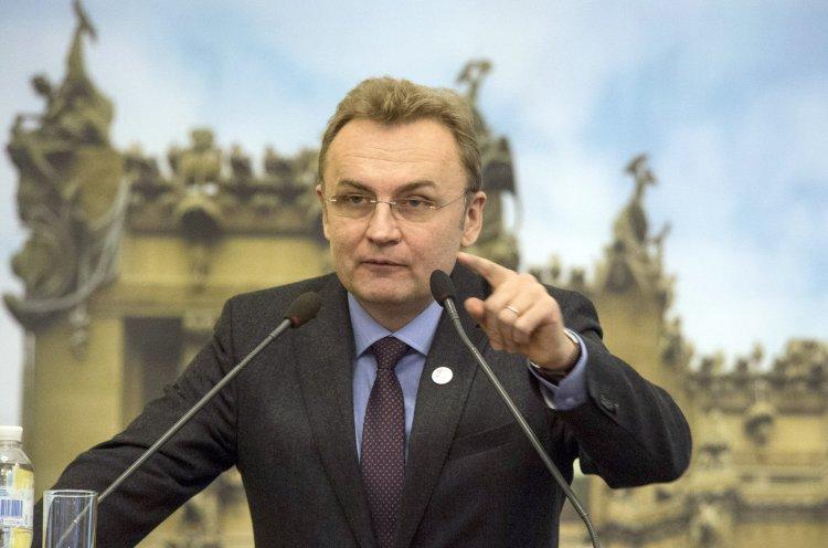 """О том, что лидер партии """"Самопомич"""" идет в президенты, публично объявят уже осенью"""