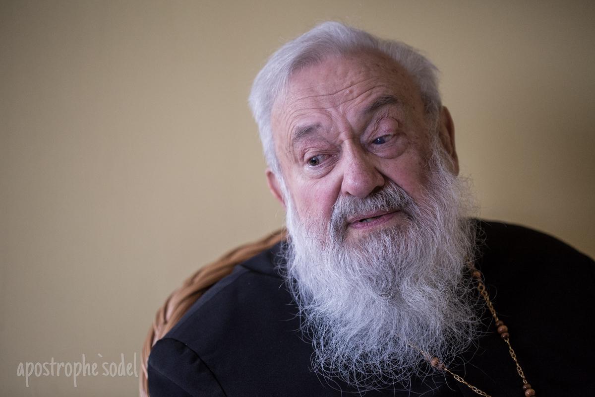 Блаженнейший рассказал о роли Церкви в борьбе с коррупцией, а также о том, к чему привели Майдан и война на Донбассе