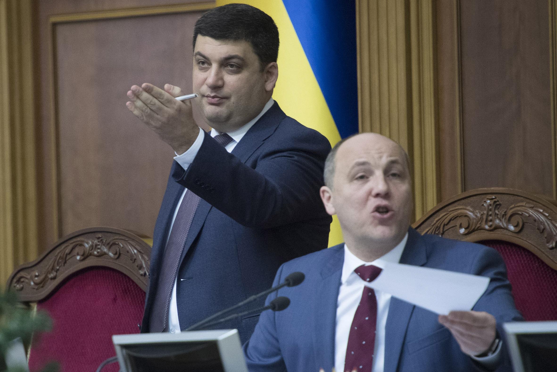 В повестке дня украинского парламента на ближайшей пленарной неделе немало вопросов