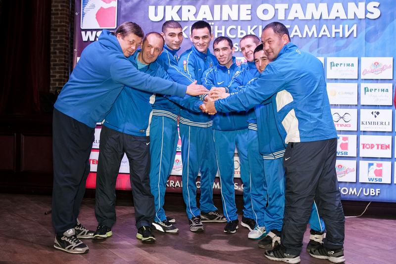 Наша команда взяла реванш за поражение в первом круге Всемирной серии бокса