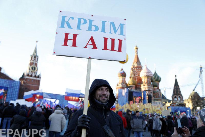 В России уже никто не верит, что Украина вернется в ее объятия