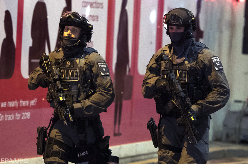 Последние данные о терактах в столице Британии