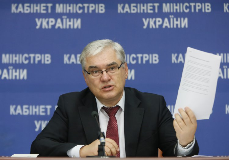 Украина готова ввести таможенные пошлины на импортируемую из России продукцию