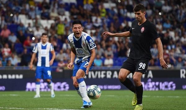 Луганчани сперечалися з іспанським клубом за путівку в груповий етап Ліги Європи