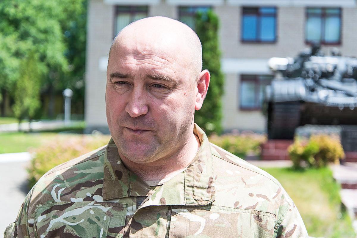 Генерал-майор Олег Микац о войне и возвращении Донбасса с помощью миротворцев