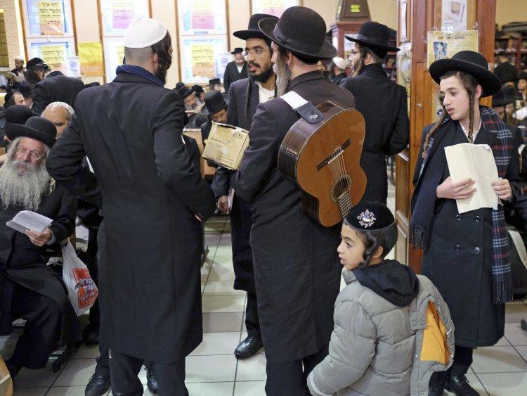 В целях безопасности на празднование еврейского Нового года будут пропускать по спецпропускам
