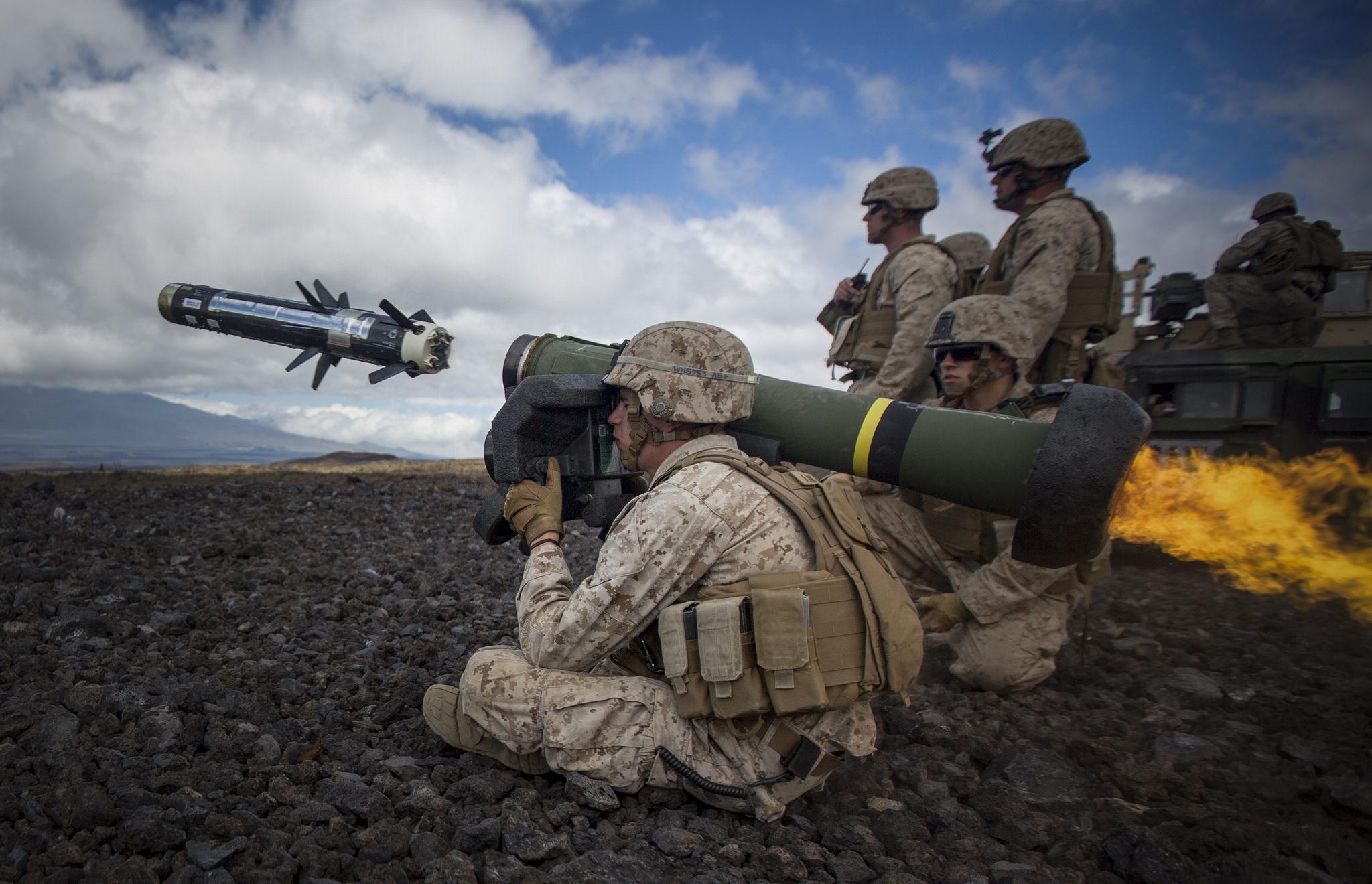 Украина получит летальное оружие от США, признав Россию агрессором на Донбассе