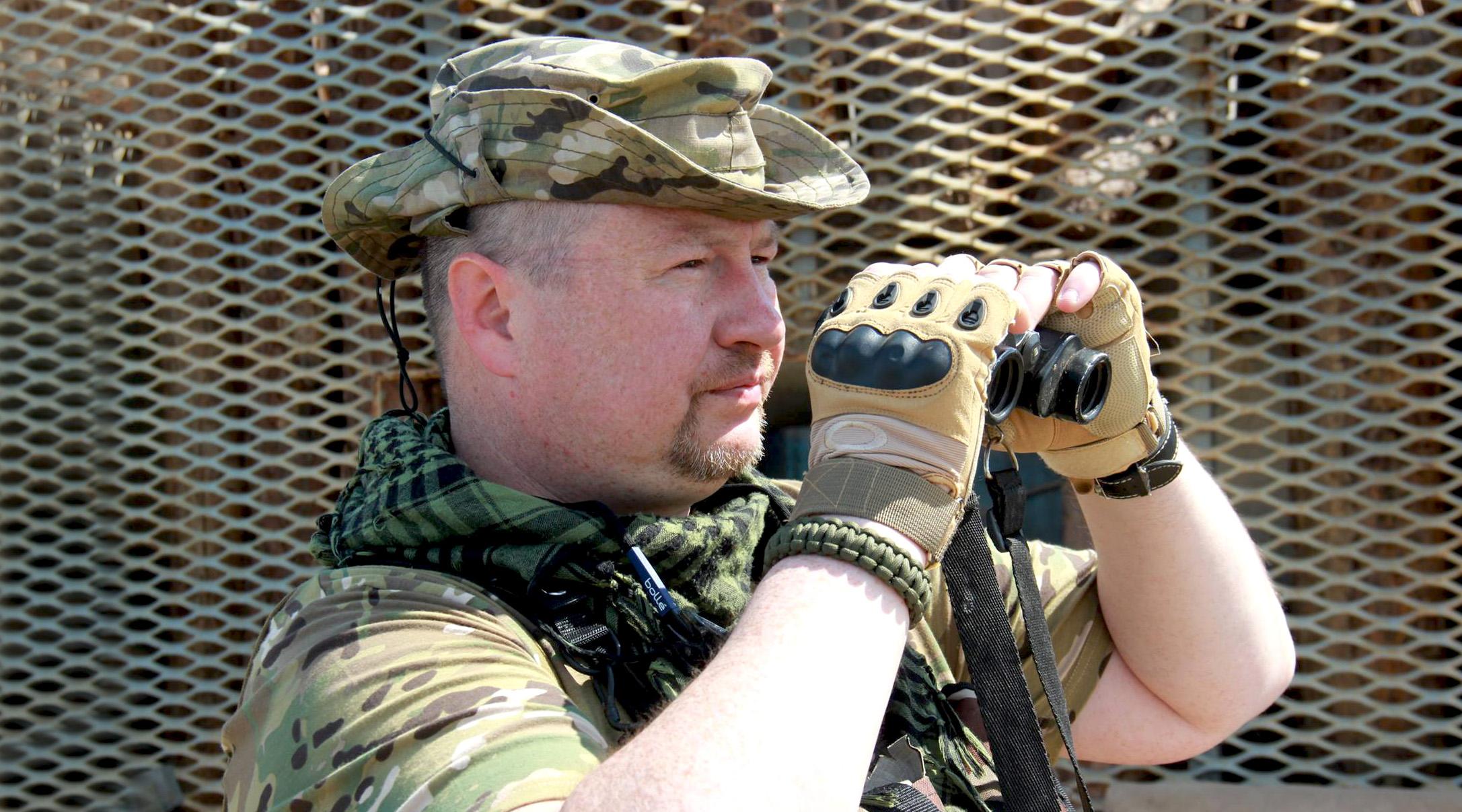 Координатор ИС о боеспособности российской армии и экологической катастрофе на Донбассе