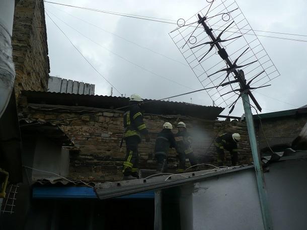ВОдессе взорвался газ вжилом доме: достаточно серьезно пострадал хозяин квартиры