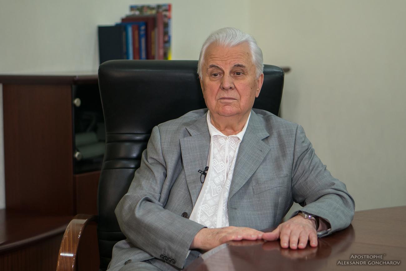 Первый президент о независимости, причинах войны с Россией и будущем Украины