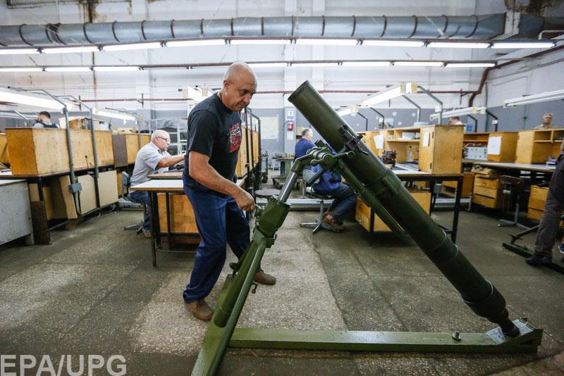Использование некачественных украинских минометов может быть причиной гибели бойцов