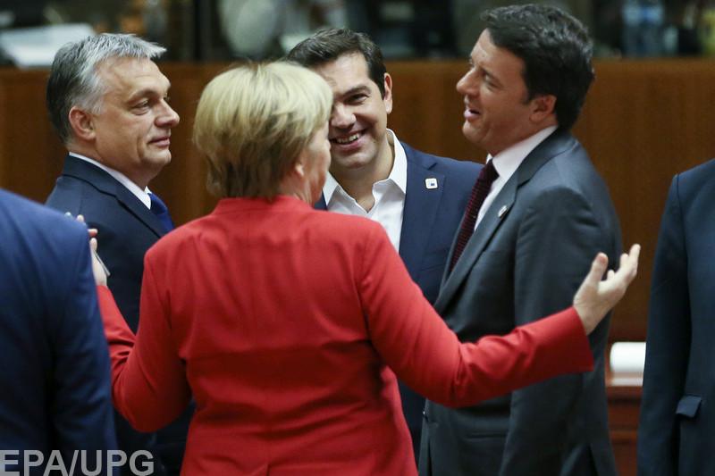 Крупные европейские державы выступали за новые санкции против РФ, но помешала Италия