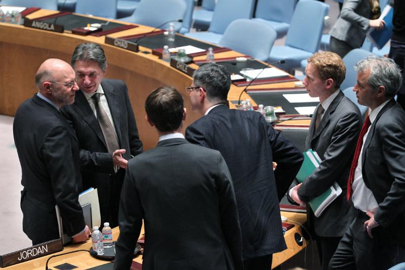 По инициативе России Совбез поддержал резолюцию по ситуации на востоке Украины