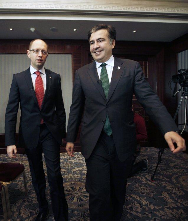 В Администрации президента не исключают, что Михаил Саакашвили может стать вице-премьером