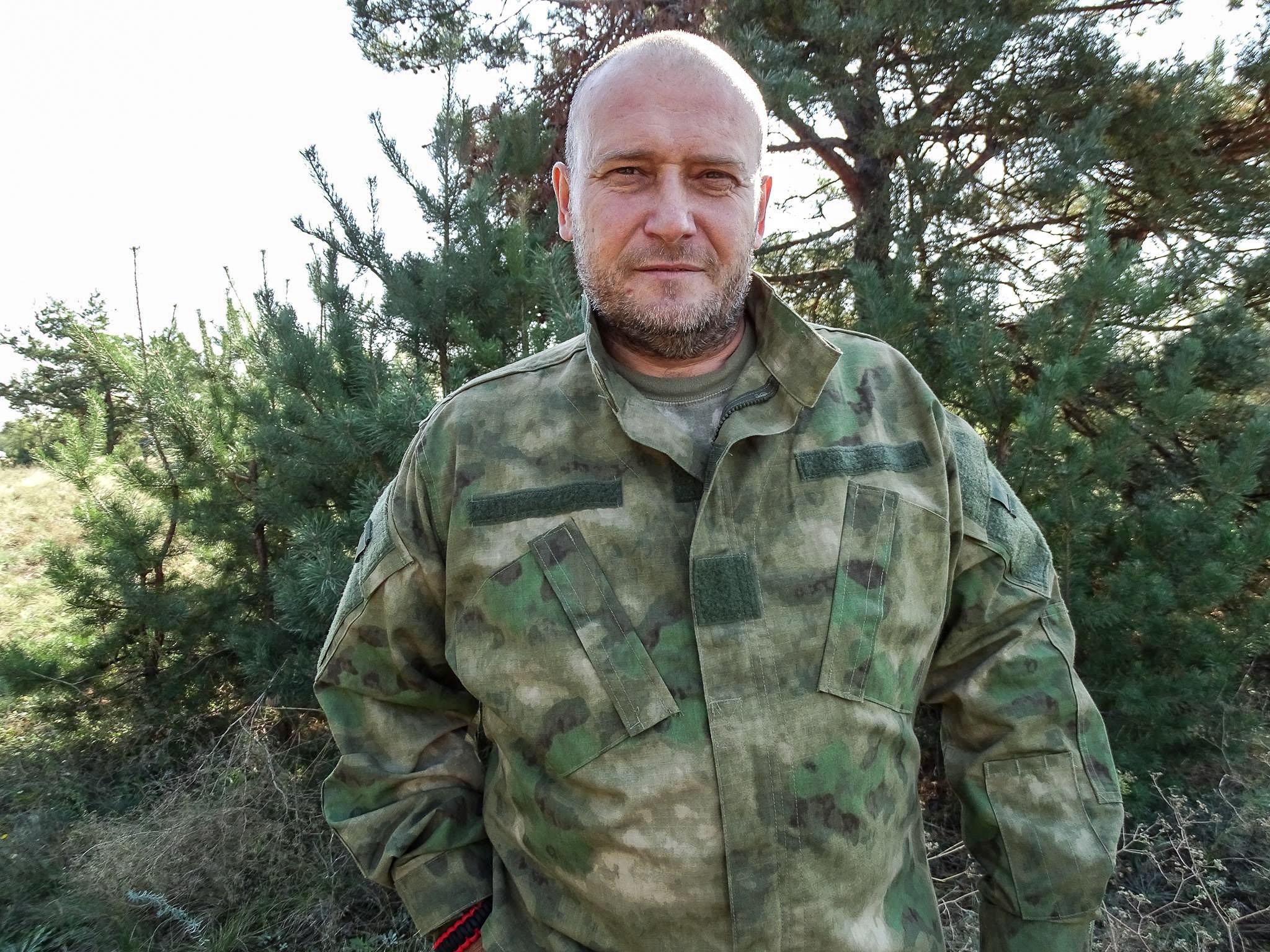 Ярош про війну з Росією та парад перемоги в Донецьку