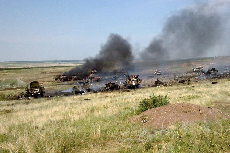 """""""Апостроф"""" опросил участников трагических событий, которые произошли 11 июля 2014 года"""