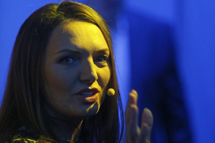 Мирослава Гонгадзе призвала Украину учиться жить в условиях войны