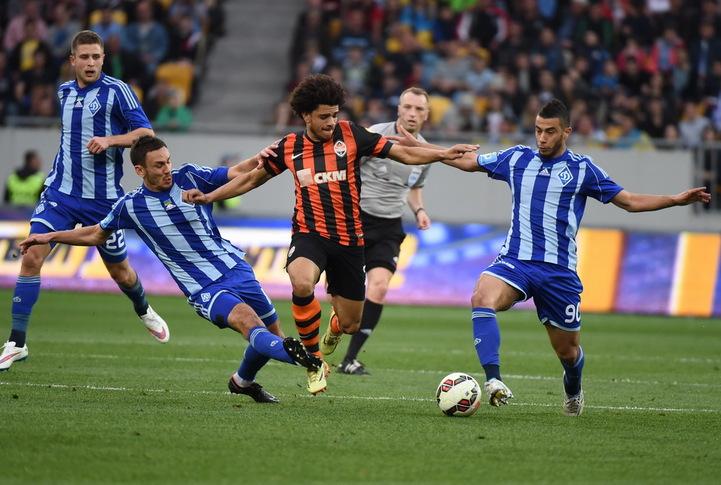 В центральном матче второго круга чемпионата Украины зафиксирована ничья 0:0