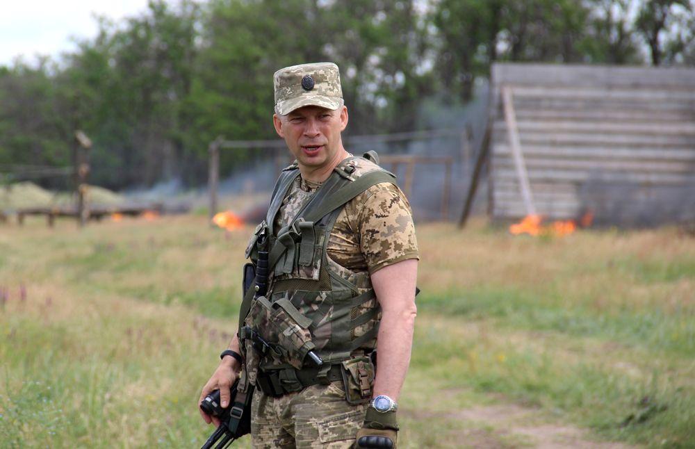 Александр Сырский, генерал