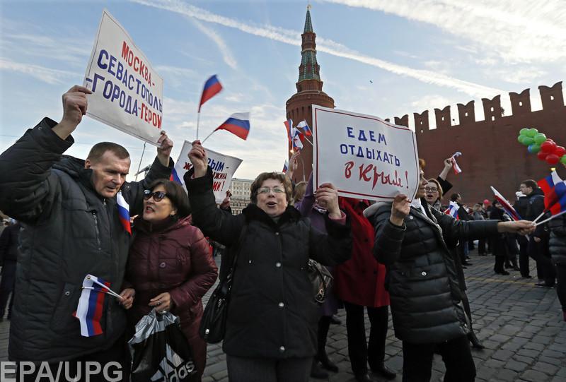 """До самых рьяных сторонников """"крымнаша"""" в России дошло, что страна катится в пропасть"""