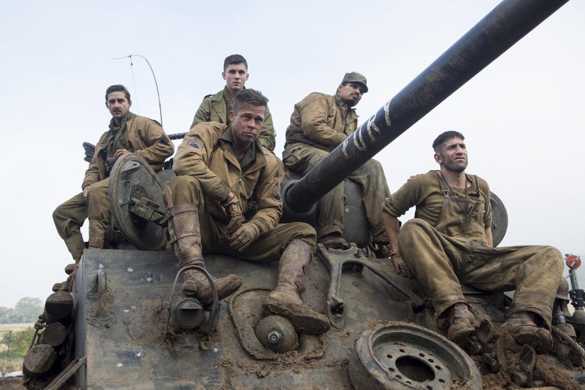 На экраны вышел новый американский фильм про войну