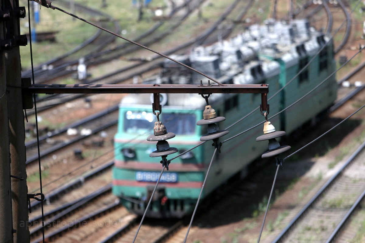 Россия закрыла границу украинским локомотивам