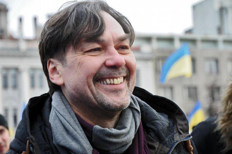 Юрий Андрухович о Донбассе, войне, вынужденной самоцензуре и личном оптимизме