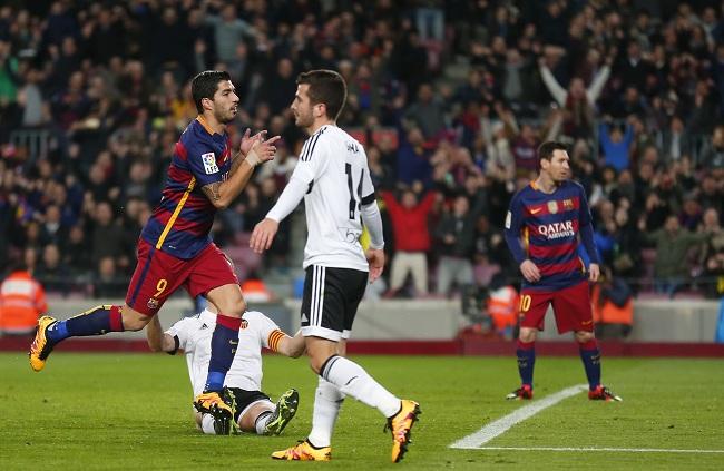 В четверг определился второй финалист Кубка Испании по футболу
