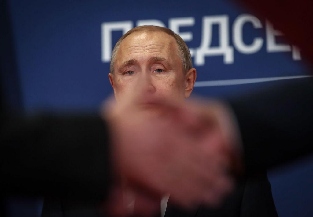 Дмитрий Орешкин о кадровой чистке в силовых структурах РФ