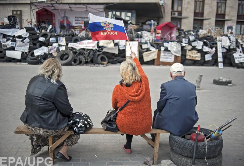 В Stratfor анализируют, будет ли и дальше Россия поддерживать боевиков