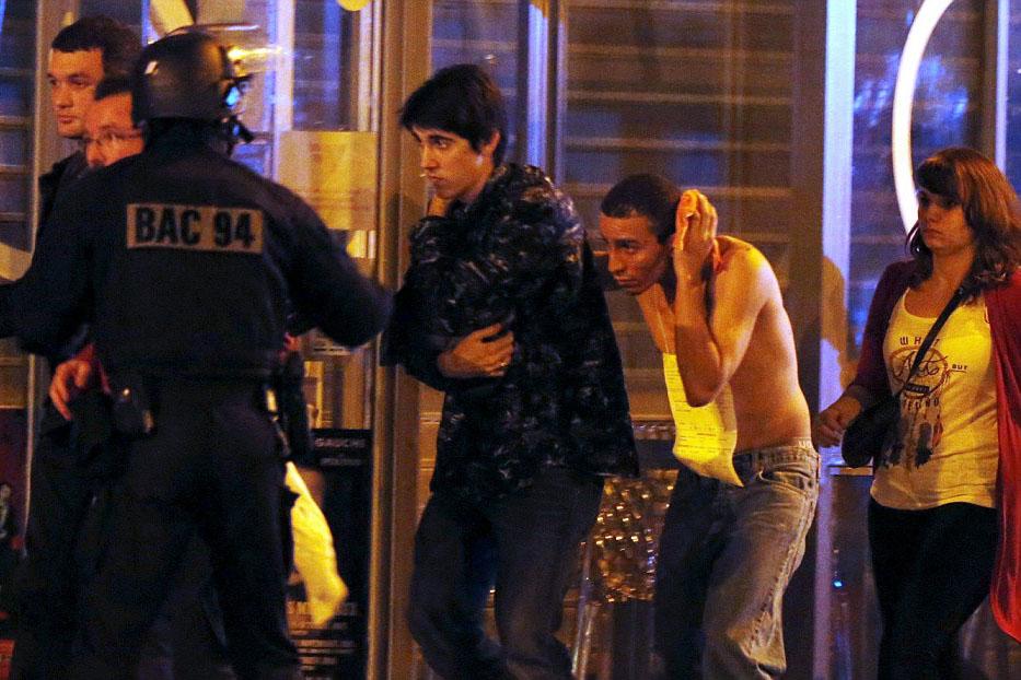 Главные подробности о терактах во Франции
