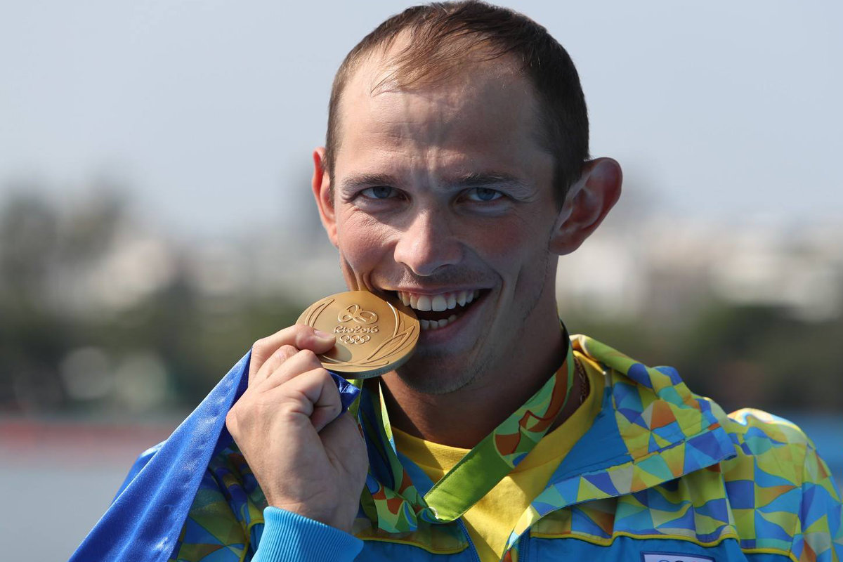 18 августа украинский спортсмен пополнил копилку медалей Рио-2016