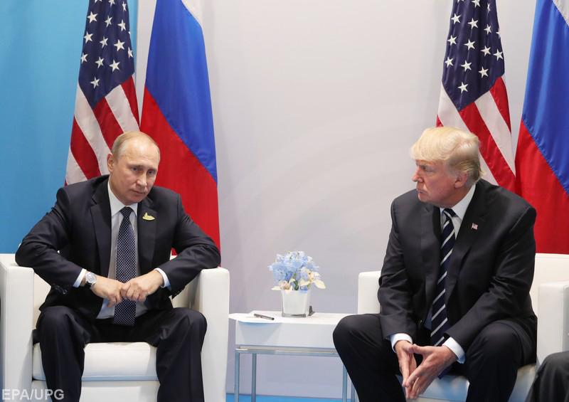 Про Манафорта, проблеми Трампа і майбутнє Путіна