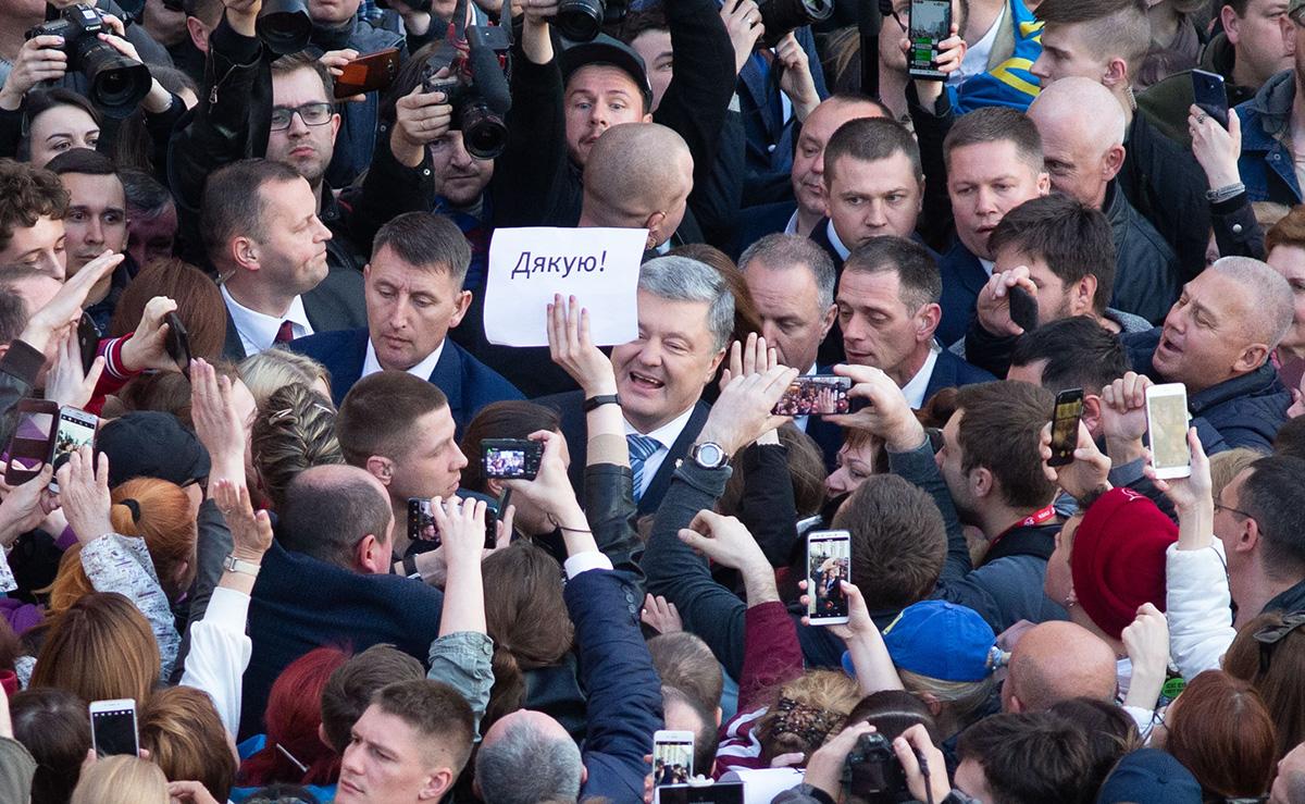 Поможет ли бренд 25% стать Порошенко лидером Верховной Рады