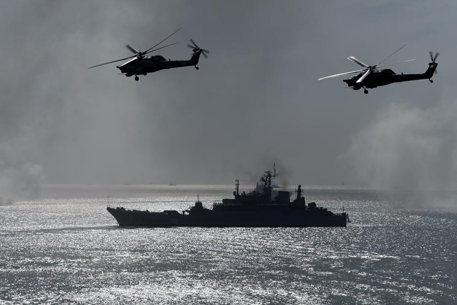 Генерал Василий Богдан о конфликте между Украиной и Россией на Азовском море