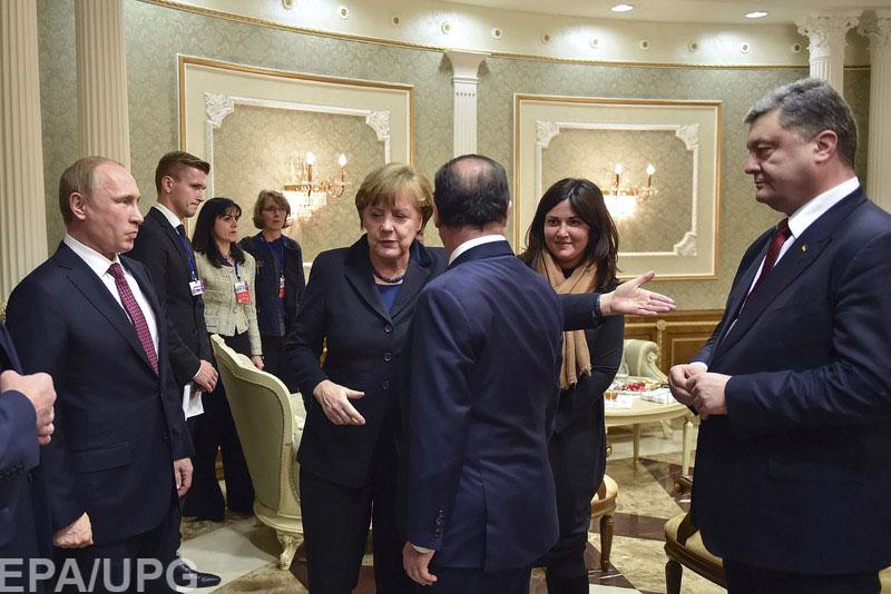 Почему анонсированная Олландом встреча Порошенко и Путина может не состояться