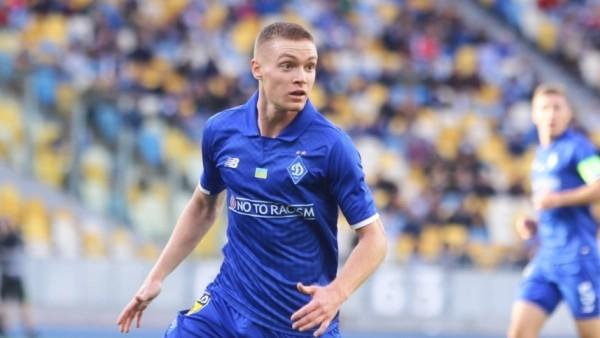 В матче чемпионата Украины сыграли Мариуполь и Динамо