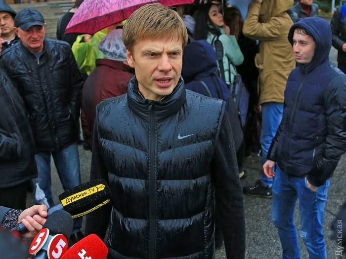 Похищение народного депутата Гончаренко. Кпоиску подключилась СБУ