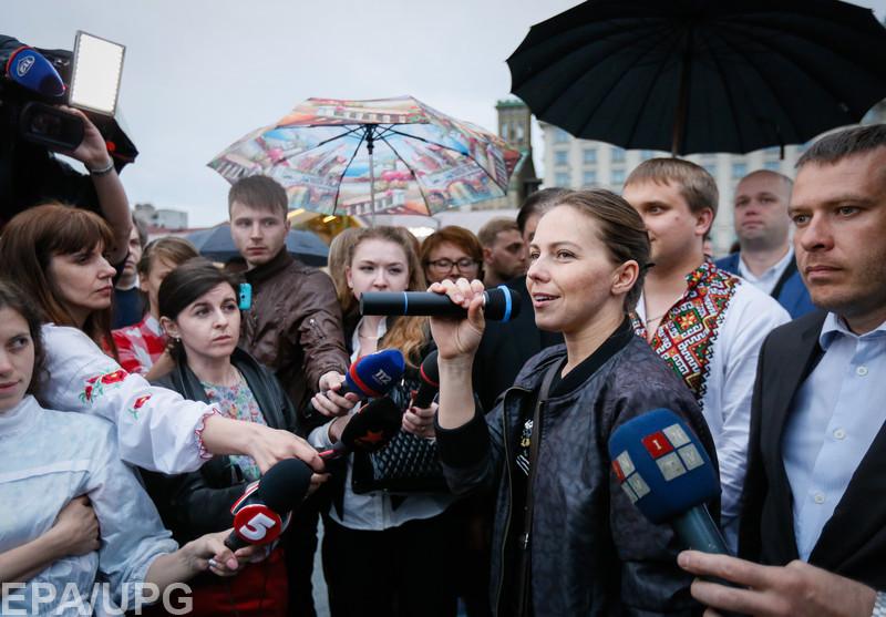 Вера Савченко считает, что в России есть политическое решение об освобождении ее сестры