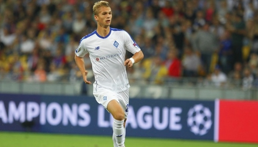 Киевляне сыграли вничью в матче Лиги Европы в Чехии
