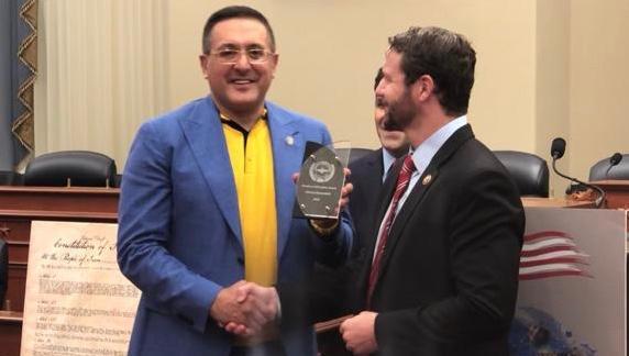 В США прошел Freedom Defenders Award 2019