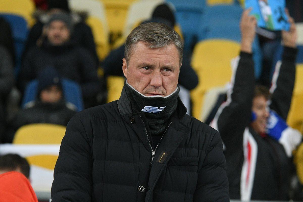 Динамо Челси Image: Суркис не хочет увольнять