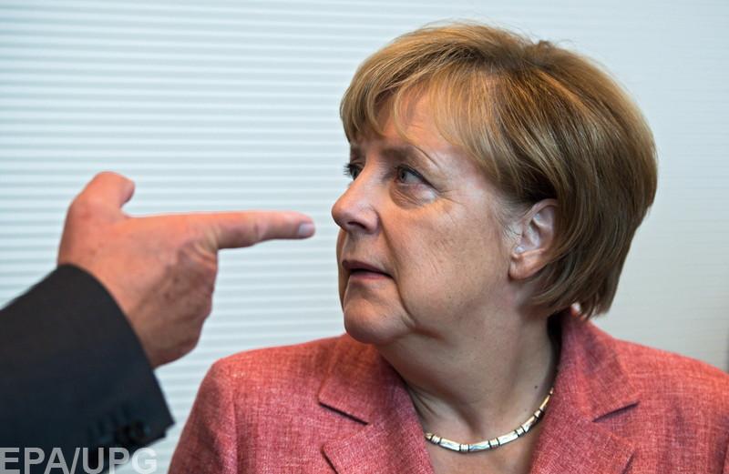 Христианско-демократический союз Ангелы Меркель потерпел поражение в Берлине