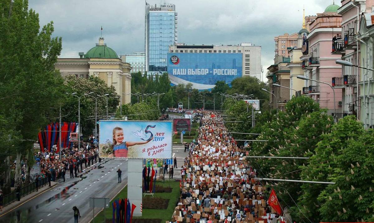 За пять лет оккупации из ДНР и ЛНР пропали не только деньги, но и питьевая вода