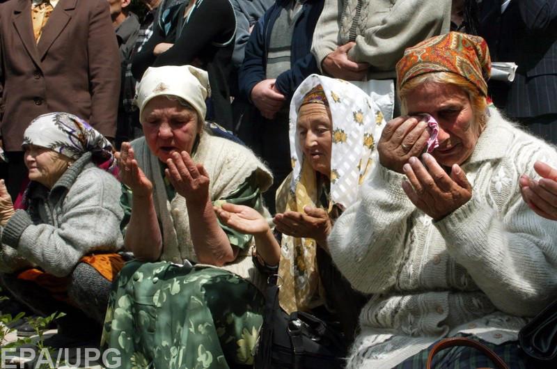 """""""Апостроф"""" узнал, как проходили мероприятия, посвященные 72-й годовщине депортации крымскотатарского народа"""