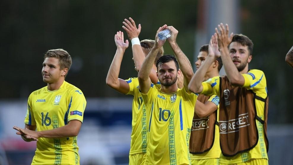 Украинцы не смогли выйти в финал юношеского Евро-2018